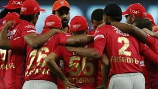 IPL 2020 Points Table Latest Update After KXIP vs SRH, Match 43: Kings XI Punjab Beat Sunrisers Hyderabad to Take 5th Spot; KL Rahul Extends Lead Over Orange Cap