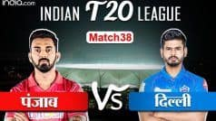 LIVE IPL SCORE, KXIP vs DC: दिल्ली के सामने आज पंजाब की चुनौती, 7 बजे होगा टॉस