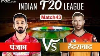 LIVE IPL SCORE, KXIP vs SRH: पंजाब ने 126 रन के लक्ष्य का किया बचाव, हैदराबाद के जबड़े से छीनी जीत