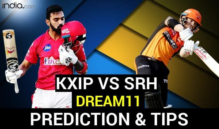KXIP vs SRH Dream11 Team Prediction: Captain, Fantasy Tips & Probable XIs For Today's IPL 2020 Match 43