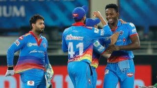 IPL 2020 Report: Rabada, Stoinis Shine in Delhi's Emphatic Win Over RCB, Claim Top Spot in Table