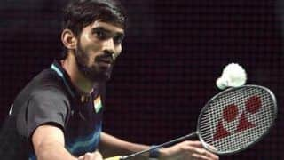 Denmark Open Badminton 2020: India's Kidambi Srikanth Storms Into Quarterfinals