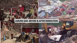 Destruction of Buddhist Education Institutes in Tibet - China Must Answer