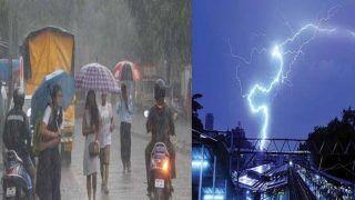 Weather Report: दिल्ली में गर्मी से मिली राहत, तापमान में आई गिरावट, झारखंड में वज्रपात से तीन लोगों की मौत