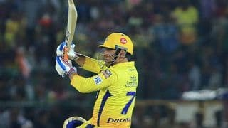 Dhoni Slammed For 'Spark' Missing in Youngsters Comment, Srikkanth Calls His Talk of Process 'Meaningless'