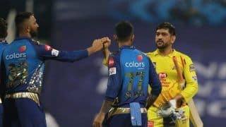 IPL 2020: Struggling Chennai Super Kings Meet Mumbai Indians