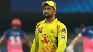 अगले सीजन चेन्नई सुपरकिंग्स के कप्तान नहीं रहेंगे एमएस धोनी: संजय बांगड़