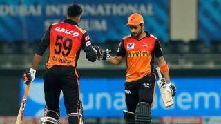 RR vs SRH: हैदराबाद की जीत में चमके मनीष पांडे-विजय शंकर, इन खिलाड़ियों का रहा अहम योगदान