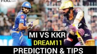 MI vs KKR Dream11 Team Prediction IPL 2020: रसेल-पोलार्ड सहित हार्दिक मचाएंगे धमाल, जानें दोनों टीमों के संभावित प्लेइंग XI
