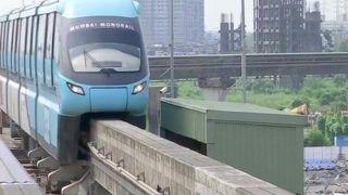 Maharashtra Latest News: Monorails Resume Operations in Mumbai With Strict COVID-19 Protocols