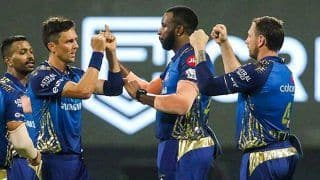 IPL 2020: Mumbai Indians Become First Team to Qualify For Playoffs After Chennai Super Kings Beat Kolkata Knight Riders
