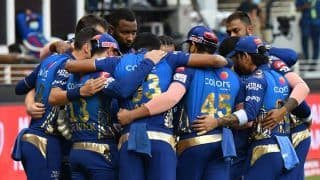 IPL Points Table: Mumbai Indians First Team to Qualify For Playoffs; Rahul Retains Orange Cap, Rabada Leads Purple Cap Tally