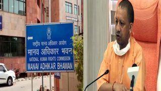 Hathras Gangrape Case: हाथरस की घटना पर NHRC ने योगी सरकार को दिया नोटिस, चार हफ्ते के अंदर देना होगा जवाब