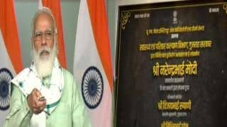 PM Modi Inaugurates 3 Major Projects in Gujarat | All You Need to Know