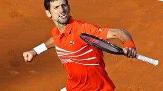 French Open 2020 Results: Novak Djokovic Pips Roger Federer, Advances to Fourth Round of Roland Garros; Garbine Muguruza Crashes Out