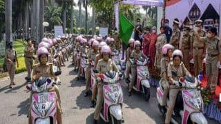 Mission Shakti: UP Govt Sets up 'Pink Patrol' to Maximise Women Safety, Will be Operational 24*7