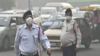 Delhi Chokes as AQI Deteriorates to Severe Category; HC Asks Centre, Kejriwal Govt to Move Towards Ban on Burning Effigies And Fire-crackers
