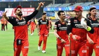 RCB vs RR 11Wickets Fantasy Cricket Tips: Pitch Report, Fantasy Playing Tips, Probable XIs For Today's Royal Challengers Bangalore vs Rajasthan Royals T20 Match 15 at Sheikh Zayed Stadium, Abu Dhabi 3.30 PM IST Saturday, October 3