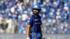 ऑस्ट्रेलिया दौरे से बाहर होने के बाद हैदराबाद के खिलाफ मैच में खेलेंगे रोहित शर्मा