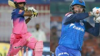 Ipl 2020 rr vs dc live streaming when and where to watch rajasthan royals vs delhi capitals match in india 4167425