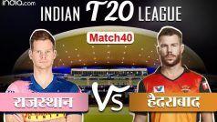 LIVE IPL SCORE, RR vs SRH: राजस्थान के 50 रन हुए पूरे, मैदान पर सैमसन-स्टोक्स