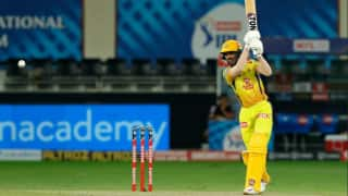 Ipl 2020 ruturaj gaikwad is one of the most talented players going around says ms dhoni 4190909