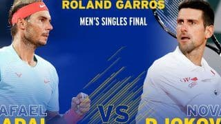 French Open 2020 LIVE, Rafael Nadal vs Novak Djokovic Men's Singles Final: Preview, When And Where to Watch Live TV Broadcast, Online Live Streaming, Fantasy Prediction, Timings in India