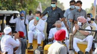 पंजाब के बाद अब हरियाणा के इन दो जिलों में ट्रैक्टर रैलियां करेंगे राहुल गांधी, सरकार दे चुकी है चेतावनी