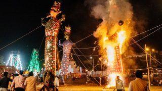 Dussehra 2020: How Will Ravan Effigy Burn This Year? Here are Guidelines from Uttarakhand Govt