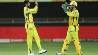 IPL 2020 Points Table Latest Update After SRH vs CSK, Match 29: Chennai Super Kings Beat Sunrisers Hyderabad to Keep Playoff Hopes Alive, Move to Sixth Spot; Kagiso Rabada Takes Purple Cap, KL Rahul Holds Orange Cap