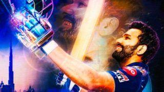 'हिटमैन' रोहित शर्मा के आईपीएल में 5000 रन पूरे, बने तीसरे भारतीय