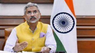 भारत-चीन के बीच सीमा पर झड़पों से रिश्तों में गंभीर रूप से उथल-पुथल की स्थिति: जयशंकर