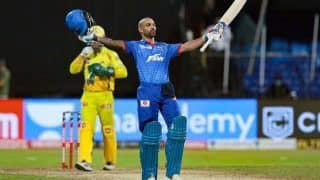 Being Left-Handers, it Was Advantage for Axar And me Against Ravindra Jadeja: Shikhar Dhawan