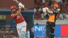 IPL 2020 KXIP vs SRH Live Streaming: कब और कहां देख सकेंगे पंजाब-हैदराबाद मैच