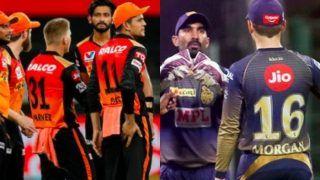 IPL 2020 Live Cricket Streaming: हैदराबाद-कोलकाता के बीच दिन का पहला मैच, जानें कब, कैसे और कहां देखें लाइव स्ट्रीमिंग
