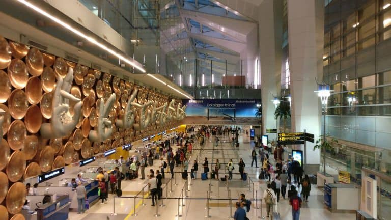 Good News! Delhi's IGI Airport Ranked Second Safest in The World For Covid-Related Safety Protocols