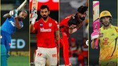 IPL 2020: रोमांच के शिखर पर आईपीएल 2020, अब तक धराशायी हो चुके हैं ये 5 बड़े रिकॉर्ड्स