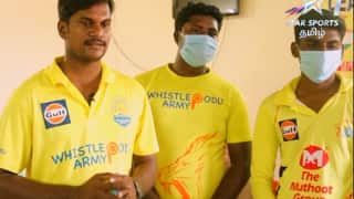 How Dhoni's Epic 2011 World Cup Six Inspired Thangaraj to Begin a 'Community Service' Fan Club