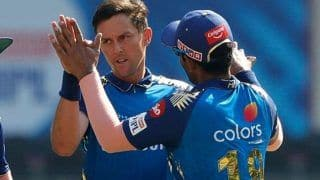 'Extraordinary Move' | Moody on DC Gifting Boult to MI