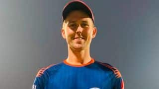 Back From IPL, Trent Boult Plays Guitar And Enjoys Food During Isolation