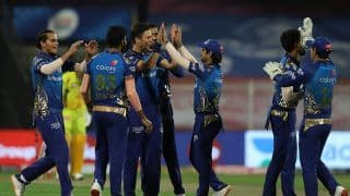 IPL 2020 Points Table Latest Update After CSK vs MI, Match 41: Mumbai Indians Beat Chennai Super Kings to Reclaim Top Spot; Jasprit Bumrah Grabs 2nd Position in Purple Cap Tally