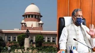 HC ने रिश्वतखोरी के आरोपों की CBI जांच के आदेश दिए थे, CM त्रिवेंद्र सिंह रावत पहुंचे शीर्ष कोर्ट