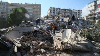 Four Killed, 120 Hurt as Magnitude 7.0 Earthquake in Aegean Sea Jolts Turkey, Topples Buildings