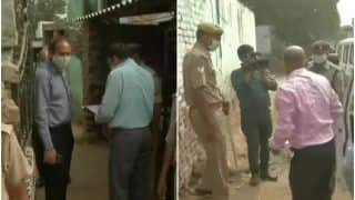 Hathras Case: CBI Team Reaches Victim's Village For Questioning Family Members of Accused