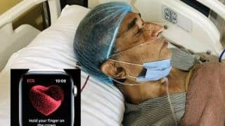 Apple Watch's ECG Feature Saves Indore Man's Life, Tim Cook Wishes Him Speedy Recovery