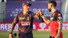 KKR vs RCB: सिर्फ 84 रन पर ढेर हुआ कोलकाता, नाम किया IPL 2020 का ये अनचाहा रिकॉर्ड