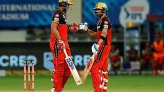 CSK vs RCB 2020, IPL Report: Virat Kohli, Bowlers Shine as Royal Challengers Bangalore Outplay Chennai Super Kings by 37 Runs in Dubai