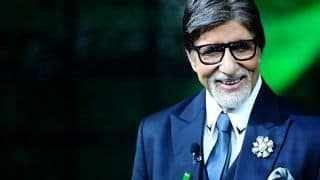Why Did Amitabh Bachchan Wear a Green Ribbon on KBC 13: Know About Its Meaning And Importance