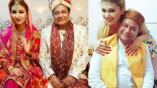 Anup Jalota Reacts to His Viral Wedding Pictures With Jasleen Matharu, Says 'I Play Her Father'
