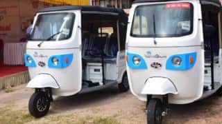 Kerala's Eco-Friendly 'Neem G' Auto-Rickshaws to Hit Streets of Nepal, Runs at 50 Paise Per Km